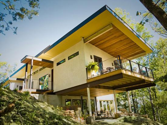 gradnja iz konoplje, hiša iz konoplje, arhitekt, naravna gradnja